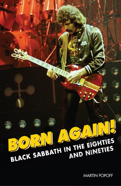 eBook -  Martin Popoff - Born Again! Black Sabbath in the Eighties and Nineties