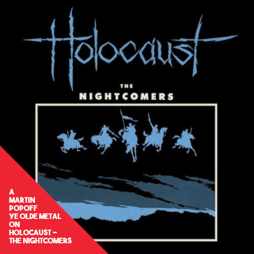 Martin Popoff - eBook - Holocaust – The Nightcomers