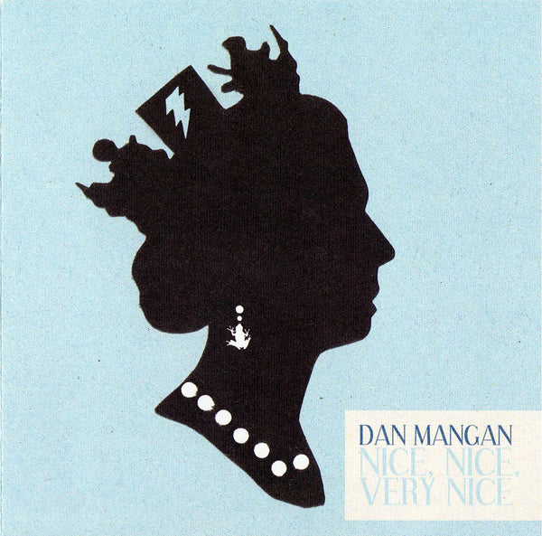 Dan Mangan - Nice, Nice, Very Nice (Physical CD)