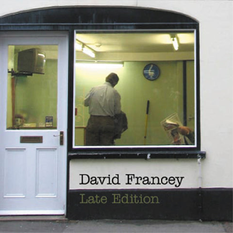 David Francey - Late Edition