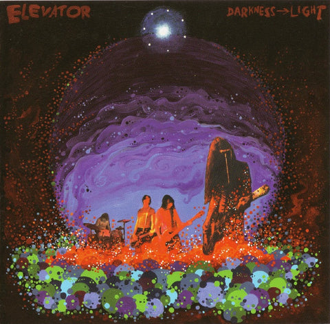 Elevator - Darkness Light