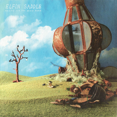Elfin Saddle