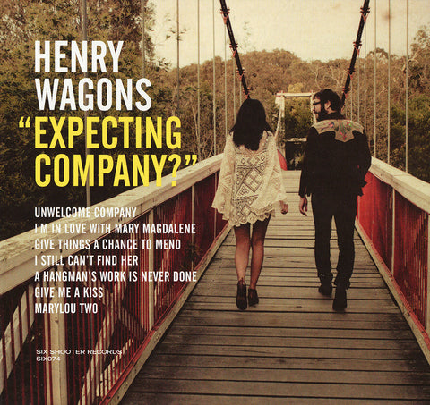 Henry Wagons - Expecting Company?