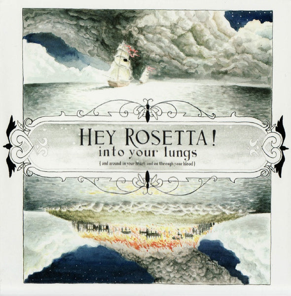 Hey Rosetta! - Into Your Lungs