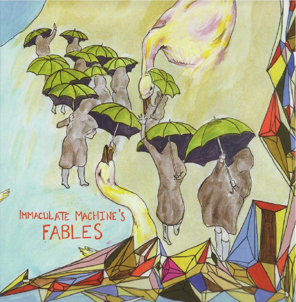 Immaculate Machine - Fables
