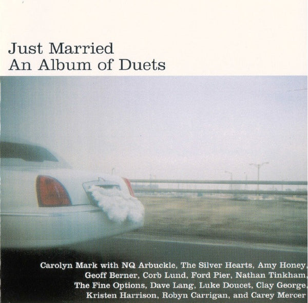 Carolyn Mark - Just Married - An Album of Duets