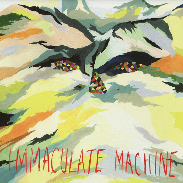 Immaculate Machine - High On Jackson Hill