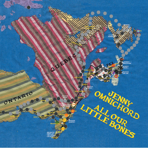Jenny Omnichord - All Our Little Bones