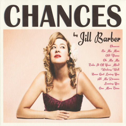 Jill Barber - Chances (Physical CD)