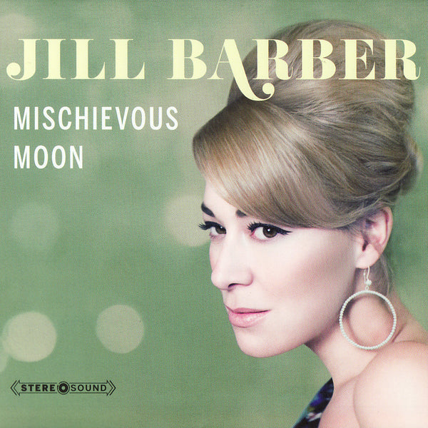 Jill Barber - Mischievous Moon (Physical CD)