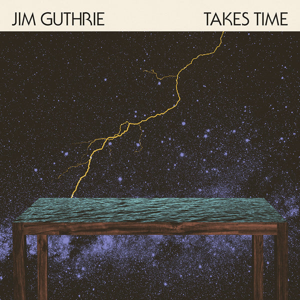 Jim Guthrie - Takes Time (Physical CD)
