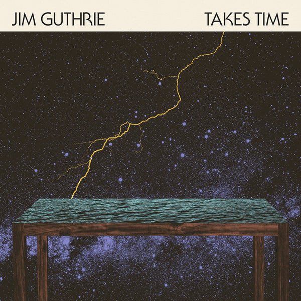 Jim Guthrie - Takes Time
