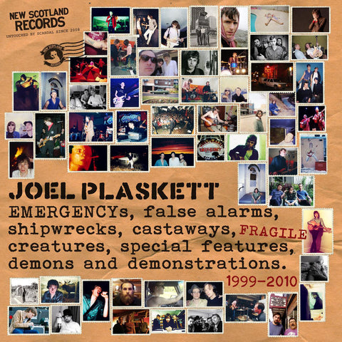 Joel Plaskett - EMERGENCYS, False Alarms...