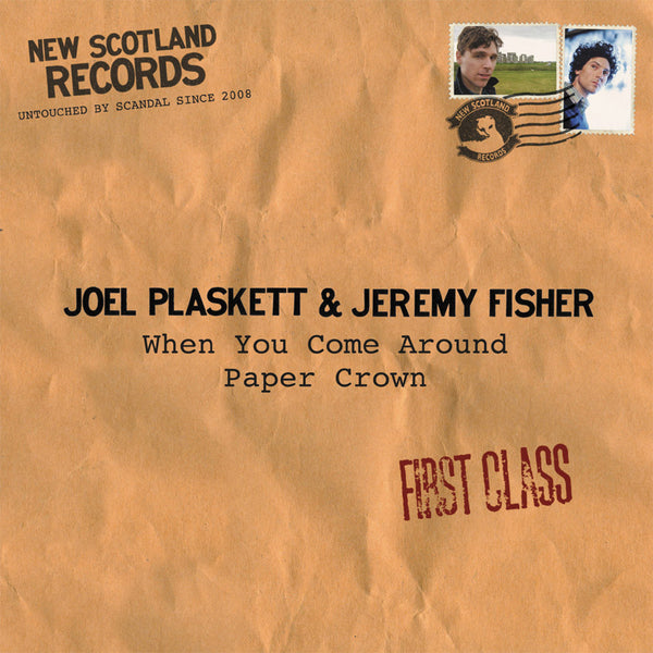 Joel Plaskett & Jeremy Fisher - NSR 7 Inch