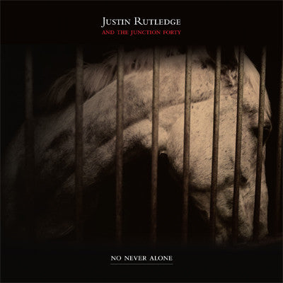 Justin Rutledge - No Never Alone (Physical CD)