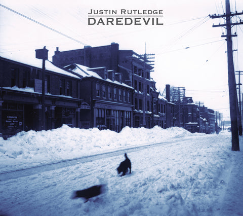 Justin Rutledge - Daredevil (Physical CD)