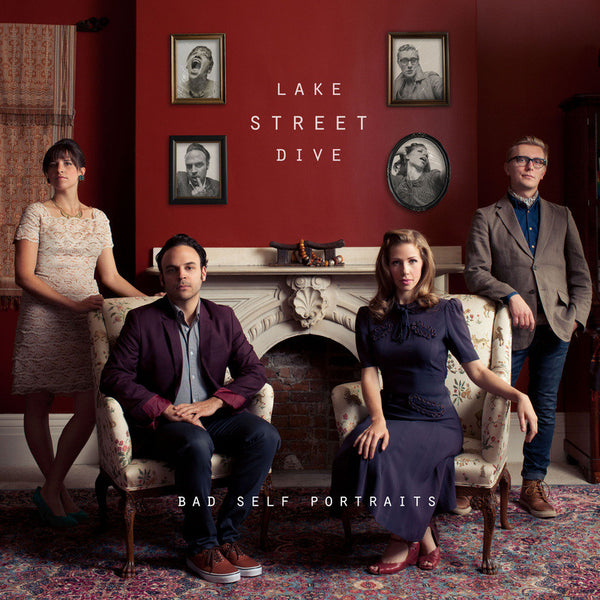 Lake Street Dive: Bad Self Portraits (Physical CD)