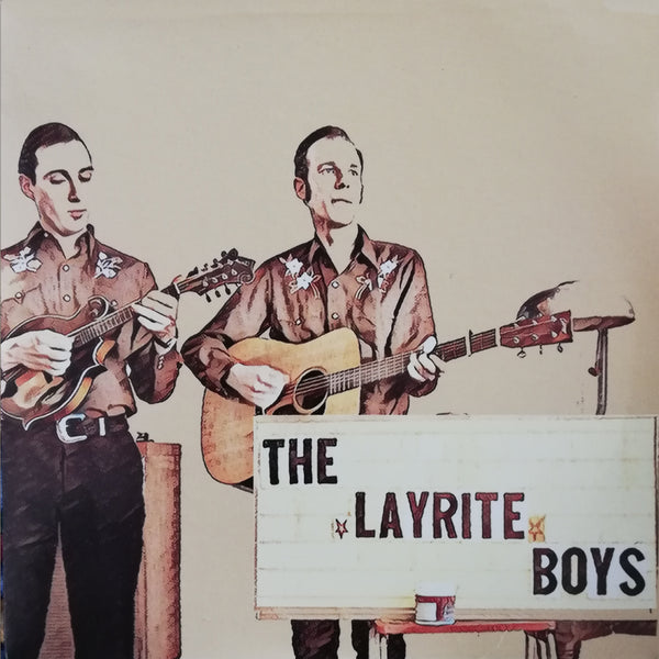 The Layrite Boys - The Layrite Boys