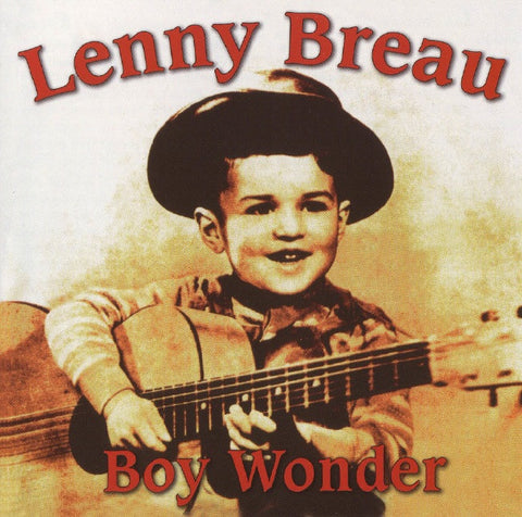 Lenny Breau - Boy Wonder