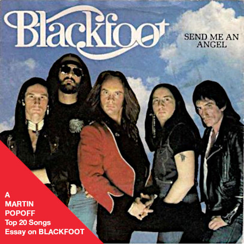 Martin Popoff - eBook - Popoff's Top 20: Blackfoot