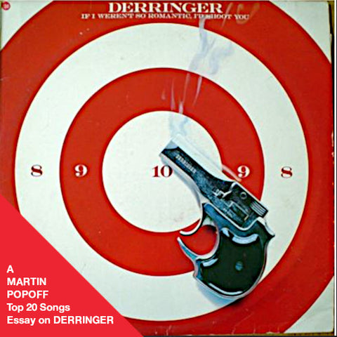 Martin Popoff - eBook - Popoff's Top 20: Derringer