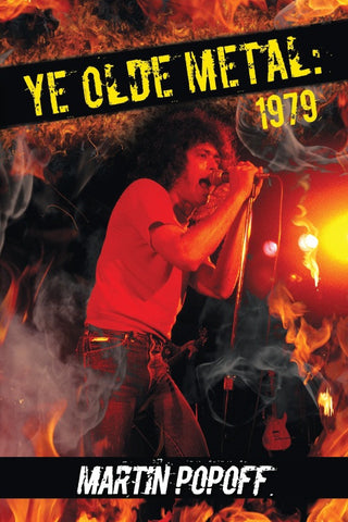 Martin Popoff - eBook – Ye Olde Metal: 1979