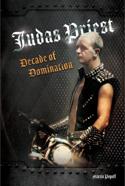 Martin Popoff - eBook -  Judas Priest: Decade of Domination