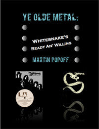 Martin Popoff - eBook - Whitesnake - Ready An' Willing
