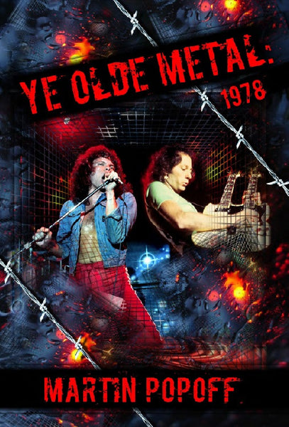 Martin Popoff - eBook - Ye Olde Metal: 1978