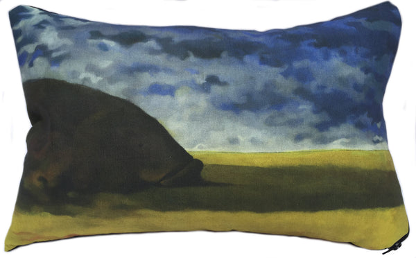 Martin Tielli - Prairie Grouper Pillow - Free Shipping