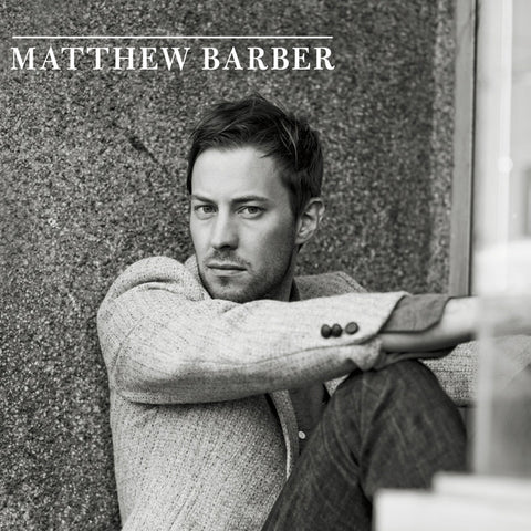 Matthew Barber - Matthew Barber (Physical CD)