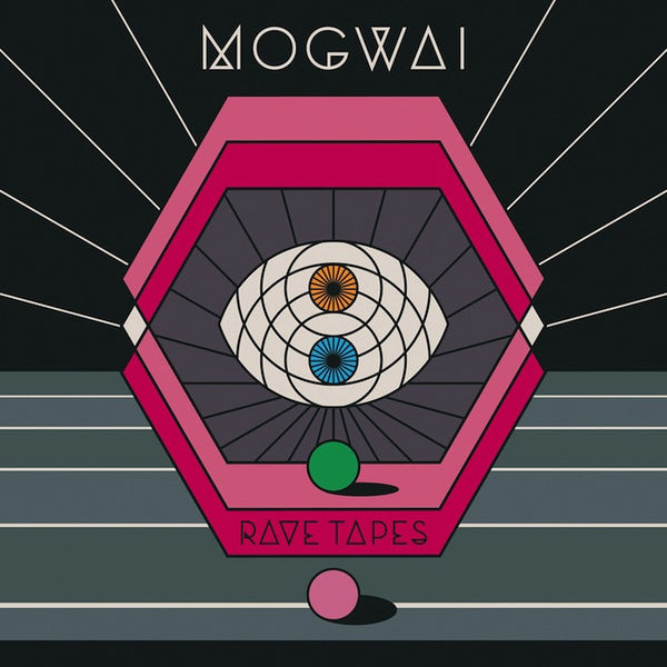 Mogwai -  Rave Tapes (Physical CD)