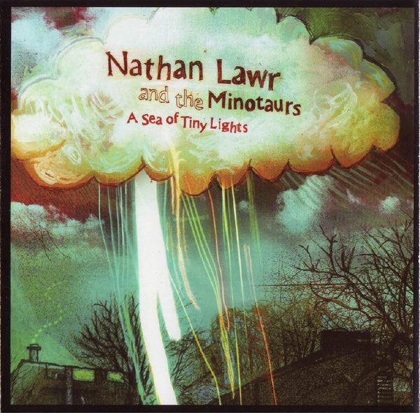 Nathan Lawr & the Minotaurs - A Sea of Tiny Lights