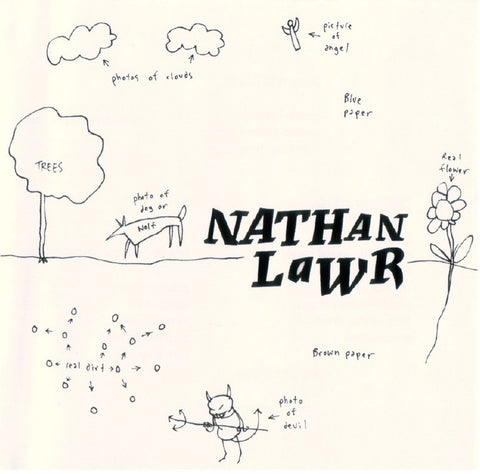 Nathan Lawr - Secret Carpentry