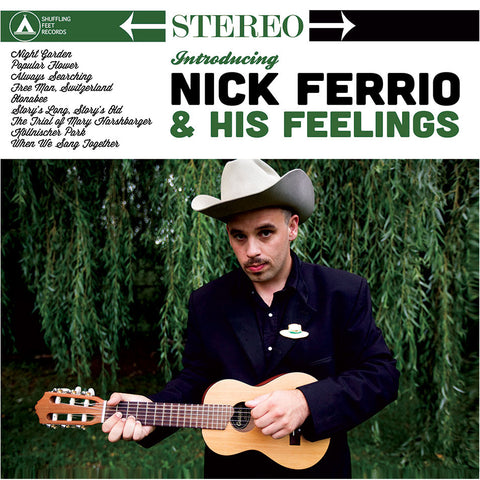 Nick Ferrio & His Feelings - Nick Ferrio & His Feelings