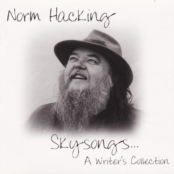 Norm Hacking - Skysongs (Physical CD)