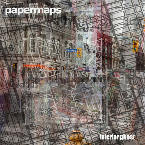 Papermaps - Inferior Ghost EP, in MP3 and FLAC digital download format.