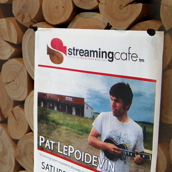 Pat LePoidevin - Live At Streaming Cafe