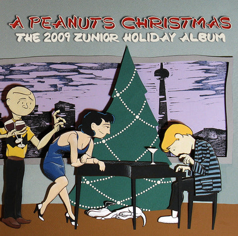 A Peanuts Christmas: The 2009 Zunior Holiday Album (Download)