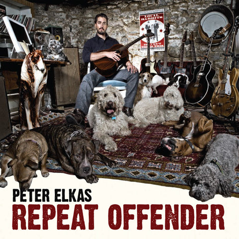 Peter Elkas - Repeat Offender