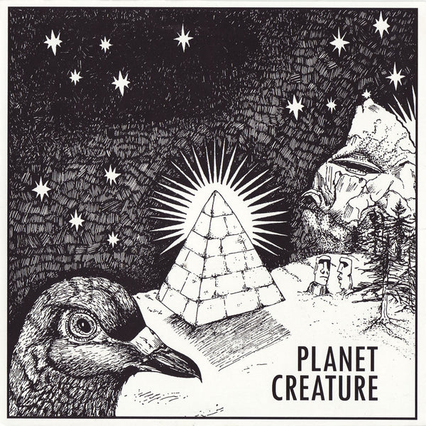 Planet Creature - Pigeon EP