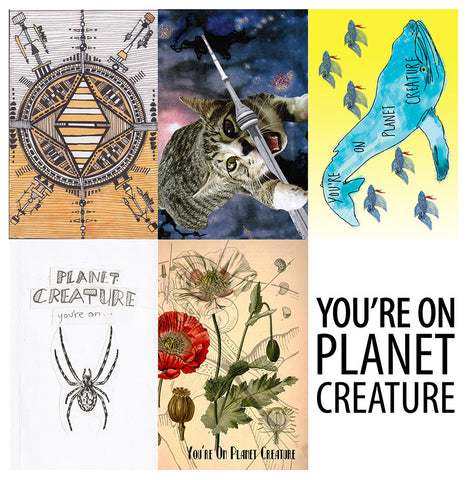 Planet Creature - You're On Planet Creature