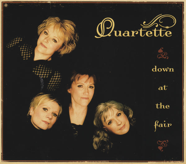 Quartette - Down at the Fair (Physical CD)