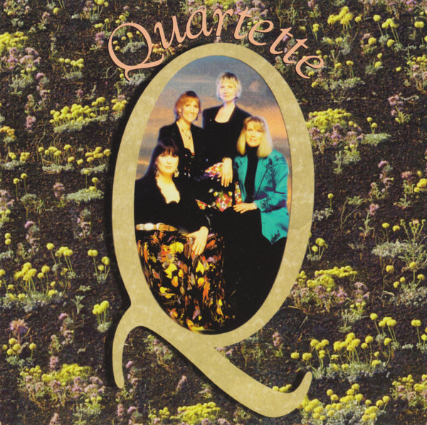Quartette - Quartette (Physical CD)
