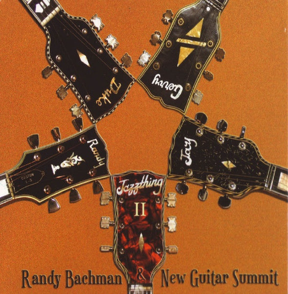 Randy Bachman & New Guitar Summit - Jazz Thing II