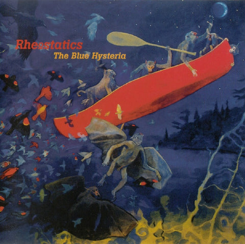 Rheostatics - The Blue Hysteria