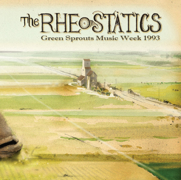 Rheostatics - Green Sprouts Music Week 1993