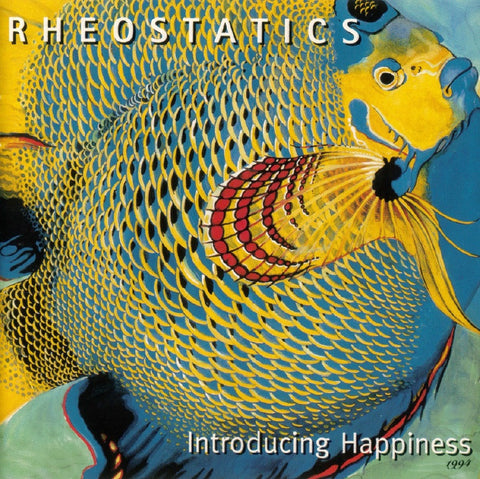 Rheostatics - Introducing Happiness