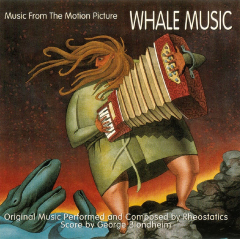 Rheostatics - Music from the Motion Picture Whale Music
