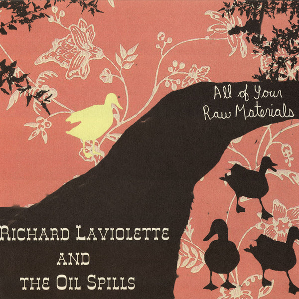 Richard Laviolette & The Oil Spills - All Of Your Raw Materials